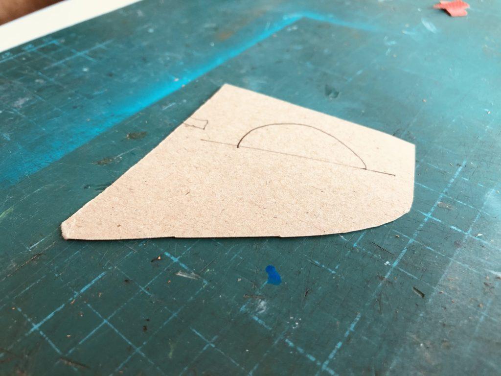 Creating a stencil